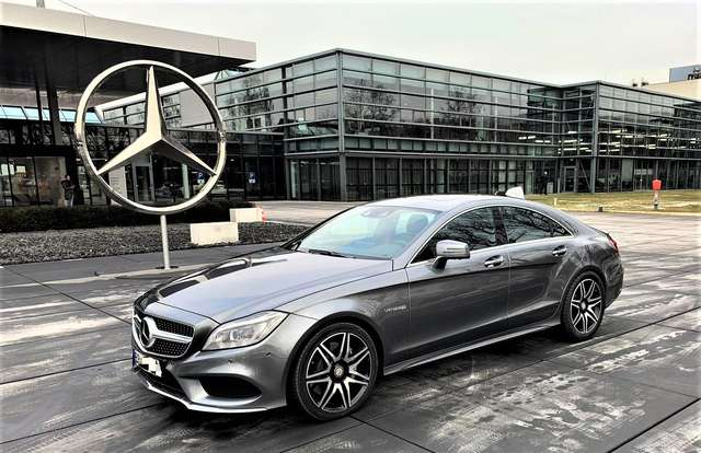 Mercedes-Benz CLS 500 4Matic 9G-TRONIC