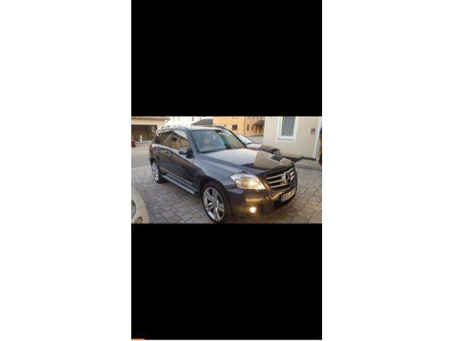 Mercedes-Benz GLK 320 CDI DPF 4Matic 7G-TRONIC Edition 1