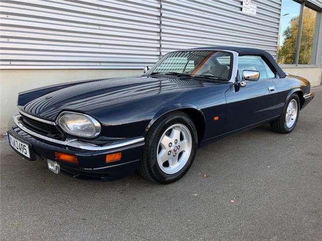 Jaguar XJS XJS Cabrio 4.0**Celebration**Topzustand**2+2