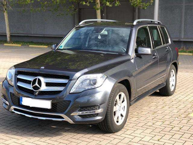 Mercedes-Benz GLK 220 CDI 4Matic (BlueEFFICIENCY) 7G-TRONIC