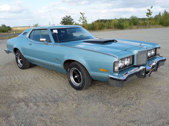 Ford Mercury Cougar XR7