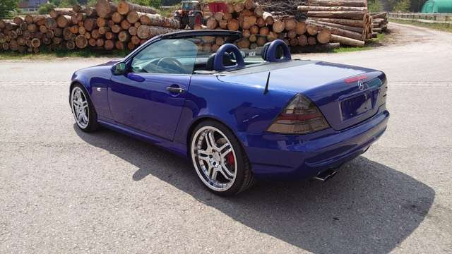 Mercedes-Benz SLK 230 Kompressor 231PS!!!!