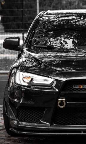 Mitsubishi Lancer Evolution DSG MR
