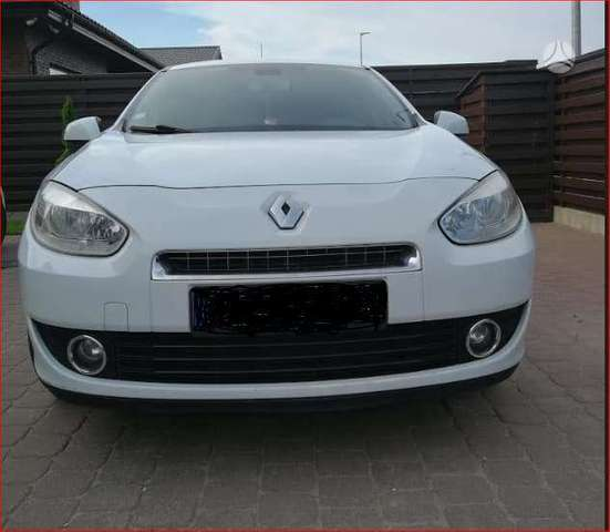 Renault Fluence dCi 90 FAP Expression