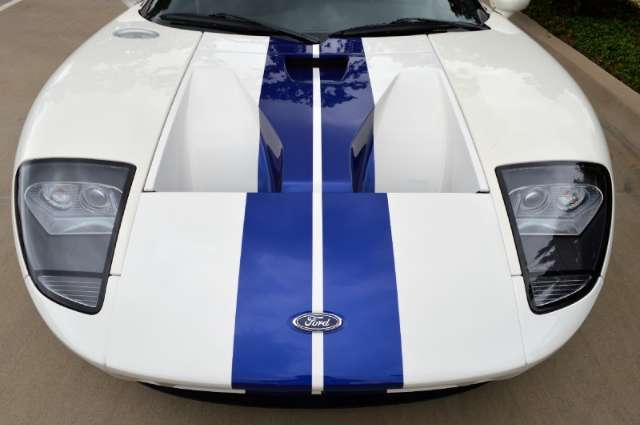 Ford GT V8 Coupe