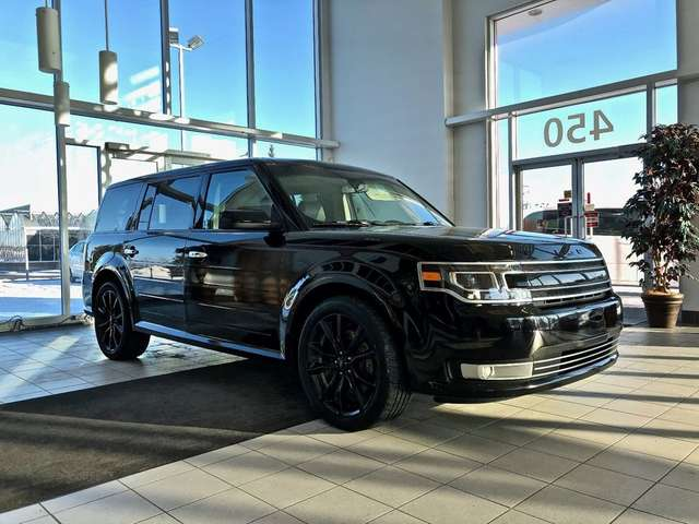 Ford Flex 2018 Limited AWD Panorama Vollaustattung