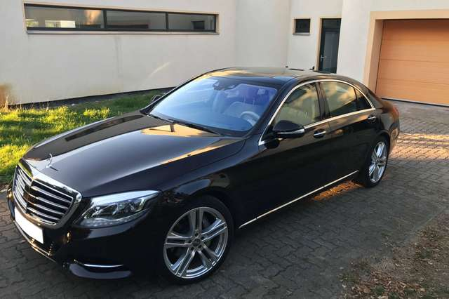 Mercedes-Benz S 350 (BlueTEC) d L 4Matic 7G-TRONIC