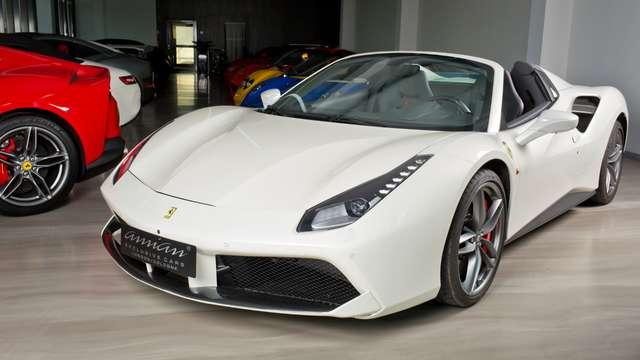 Ferrari 488 GTS Spider * Ceramic * Lifting system * Sound *