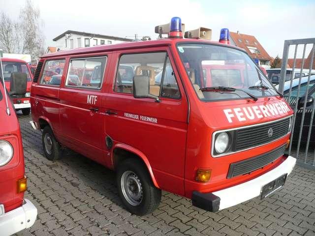 Volkswagen T3 Caravelle T3 Caravelle 1.9 Benziner * 1. Hand * nur 66 tkm *