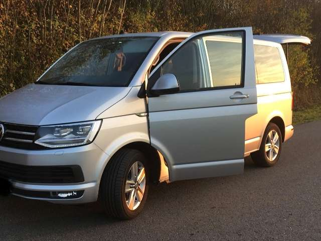 Volkswagen T6 Transporter Multivan GENERATION SIX