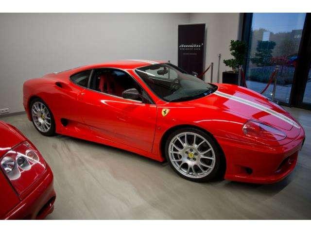 Ferrari 360 Challenge Stradale F1 * Full Inspections *