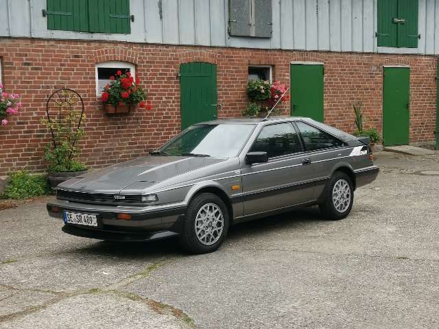 Nissan Silvia 1,8 Turbo