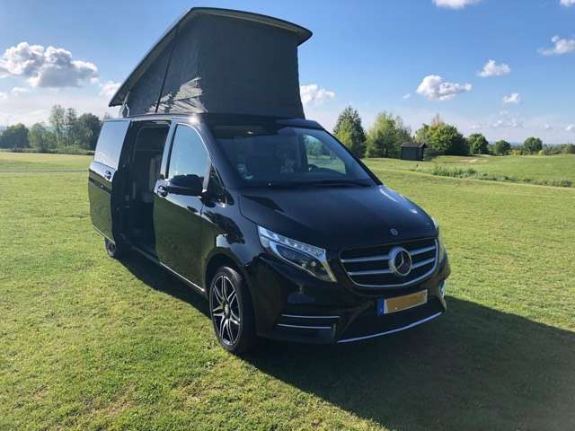 Mercedes-Benz V 250 Marco Polo Edition 250d EMP 4MATIC 7G TRONIC PLUS