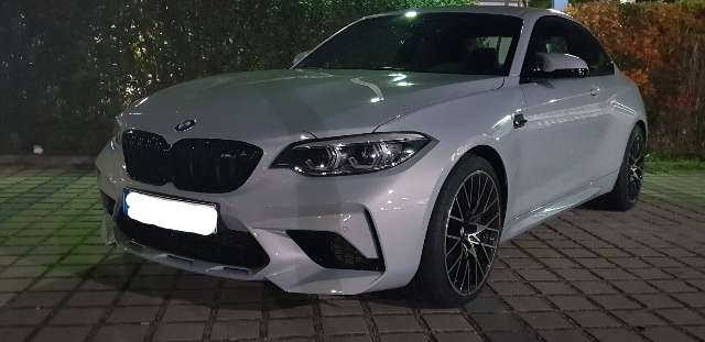 BMW M2 Competition Coupe DKG