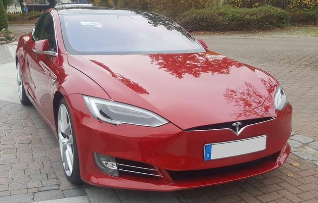 Tesla Model S P100DL VOLLAUTONOM, Vollausstattung