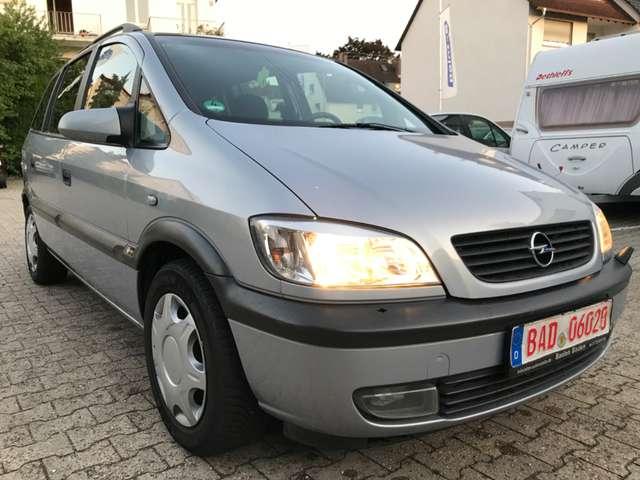 Opel Zafira 1.8 16V  mit Neuem TÜV