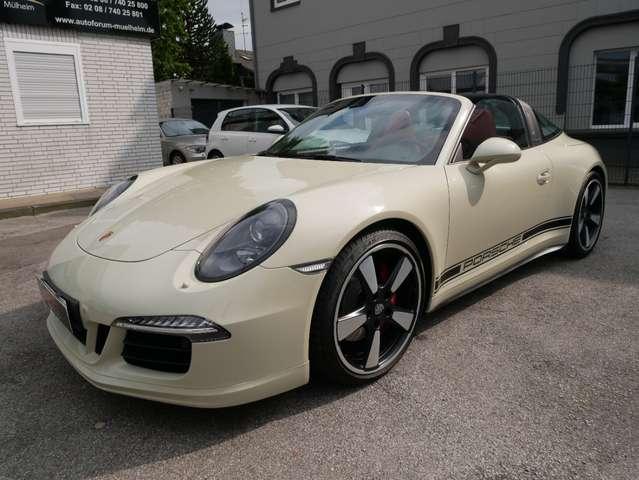 Porsche Targa 4 GTS 911 (991) PDK Sport Chrono Bose Schalensitze