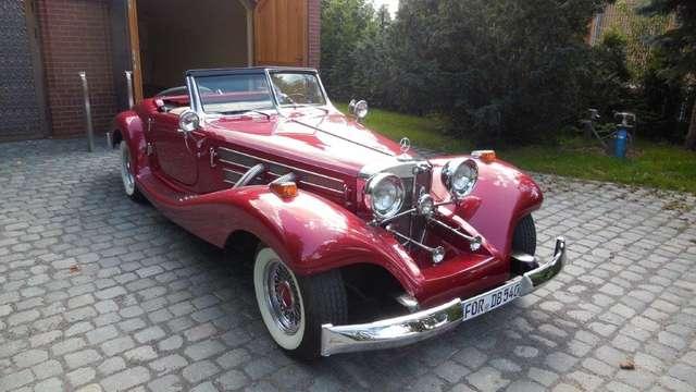 Mercedes-Benz Sonstige Heritage Legaci 540K