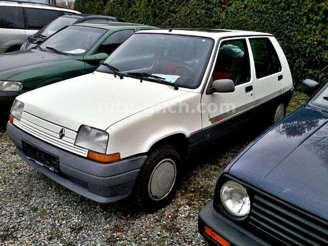 Renault R 5 Primus /1.Hand/org.96 tkm / Sonderm./ 4tg/Oldtimer
