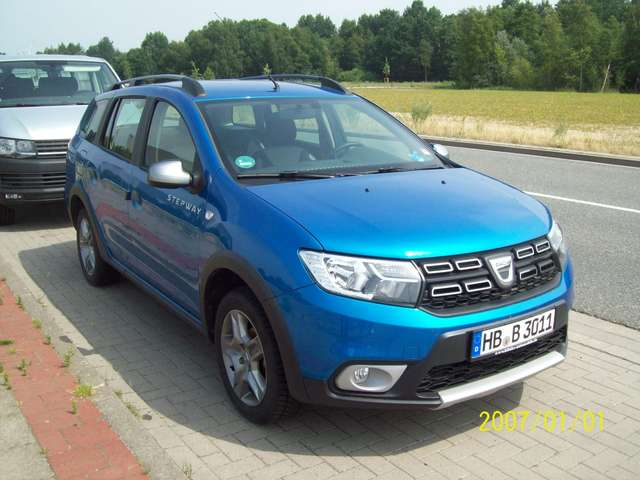 Dacia Logan MCV dCi 90 S&S Stepway Celebration