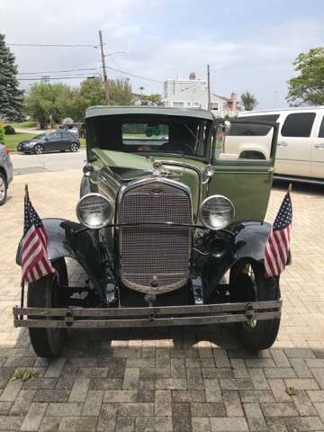 Ford M 1931 Ford Model A With Rumble Seat