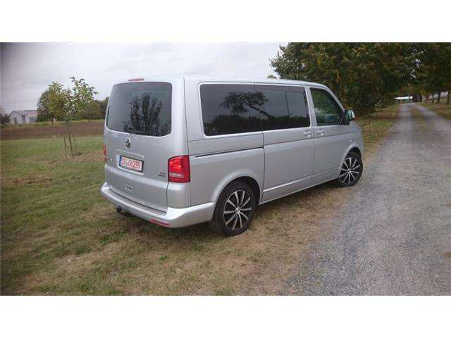 Volkswagen T4 Multivan DSG 4MOTION Highline