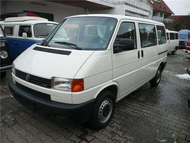 Volkswagen T4 Kombi T4 Kombi TDI * 8-Sitzer * 1.Hand * Behördenbulli
