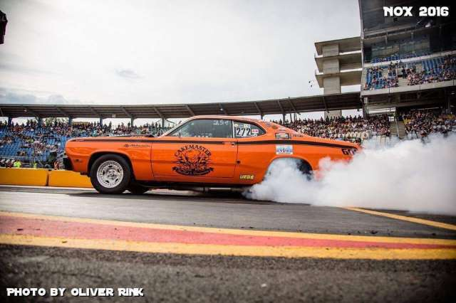 Plymouth Duster DRAGSTER