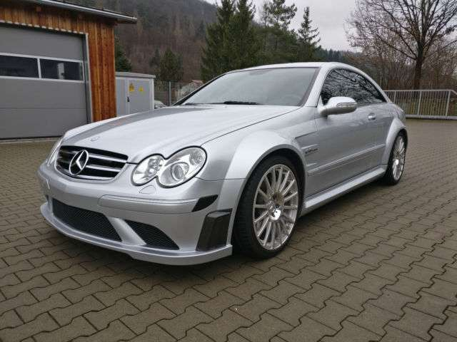 Mercedes-Benz CLK 63 AMG 7G-TRONIC Black Series