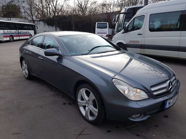 Mercedes-Benz CLS 320 CDI 7G-TRONIC