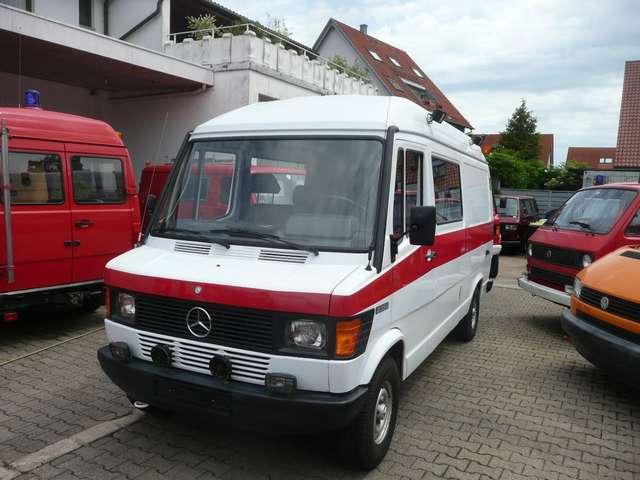 Mercedes-Benz Sprinter 208 D hoch + lang * 1.Hand * nur 54 tkm *