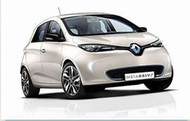 Renault ZOE (mit Batterie) 41 kwh Life