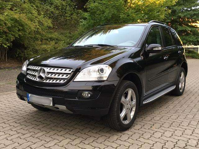 Mercedes-Benz ML 320 CDI 4Matic 7G-TRONIC DPF