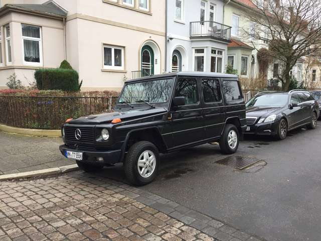 Mercedes-Benz G 300 (GE)