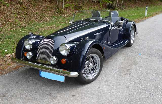 Morgan Plus 8 4.6