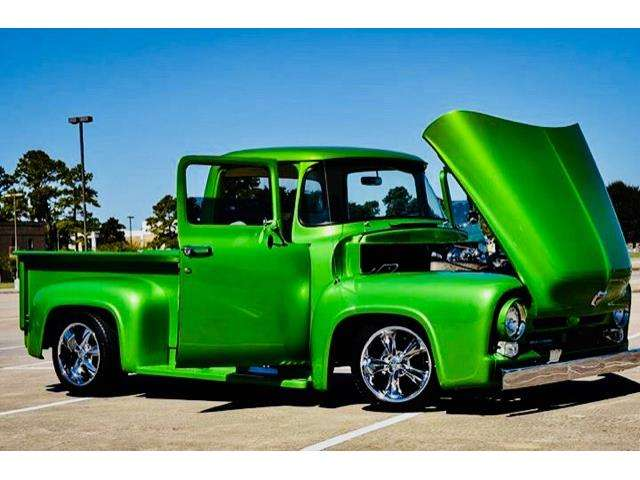Ford F 100 restauriert