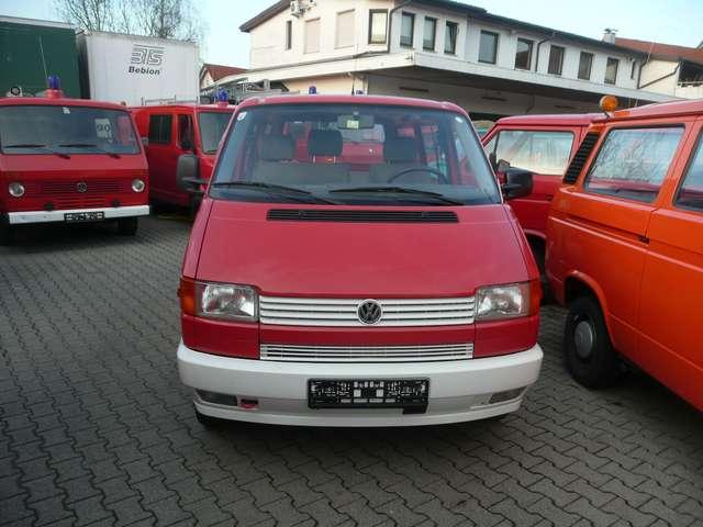 Volkswagen T4 Kombi T4 Syncro 2.5 * 1.Hand nur 107 tkm * Langversion !