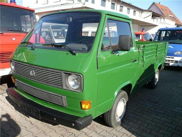 Volkswagen T3 T3 Pritsche * Oldtimer * Nur 69 tkm *