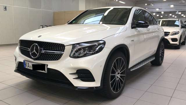 Mercedes-Benz GLC 43 AMG -Coupe   Coupe  4Matic 9G-TRONIC