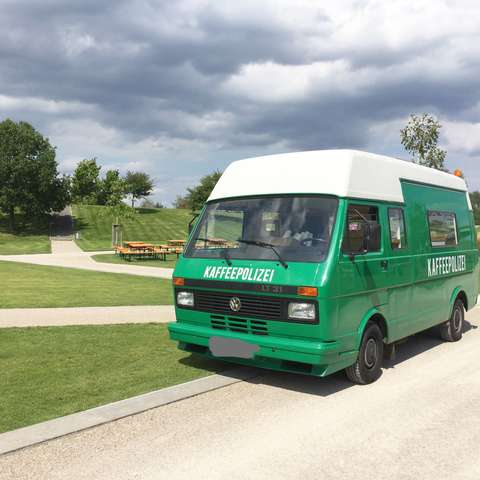 Volkswagen LT 31   MOBILE COFFEE/ FOOD TRUCK