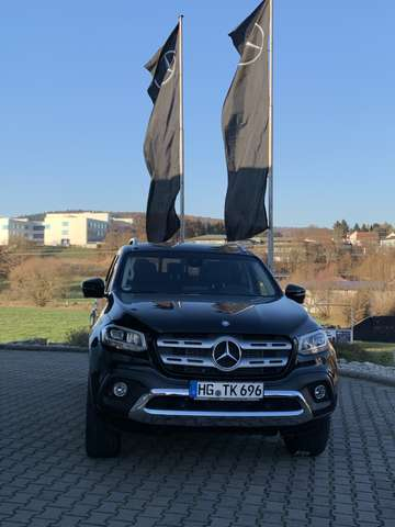 Mercedes-Benz X 350 d 4MATIC Aut. POWER EDITION