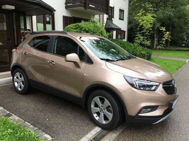 Opel Mokka X 1.4 DI Start/Stop 4x4 Automatik Innovation