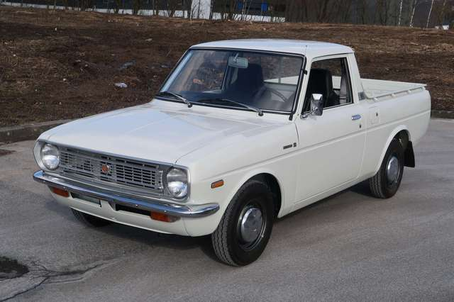Toyota Pick up KP36 - Publica Pick Up