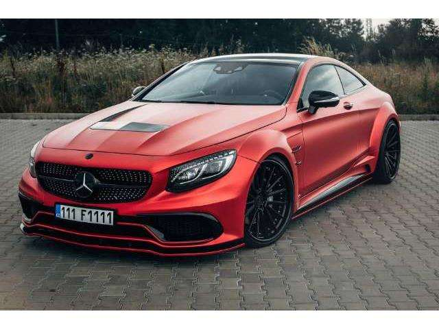 Mercedes-Benz S 500 Coupe 4Matic 7G-TRONIC