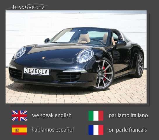 Porsche Targa 911  4S PDK Inspektion & Approved NEU