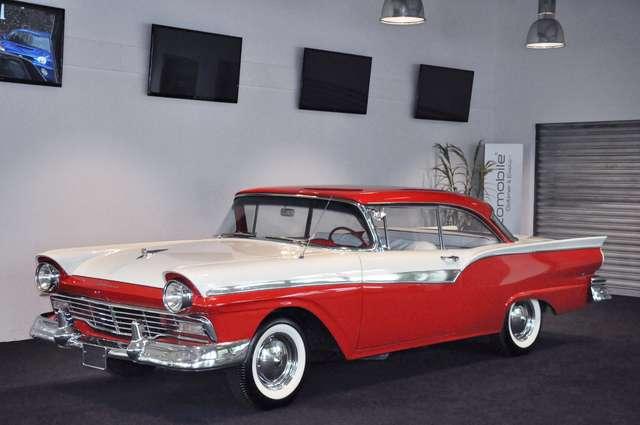 Ford Fairlane  Coupe ! Baujahr 1957 ! H-Zulassung !