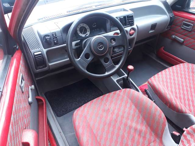 Opel Corsa Swing-in