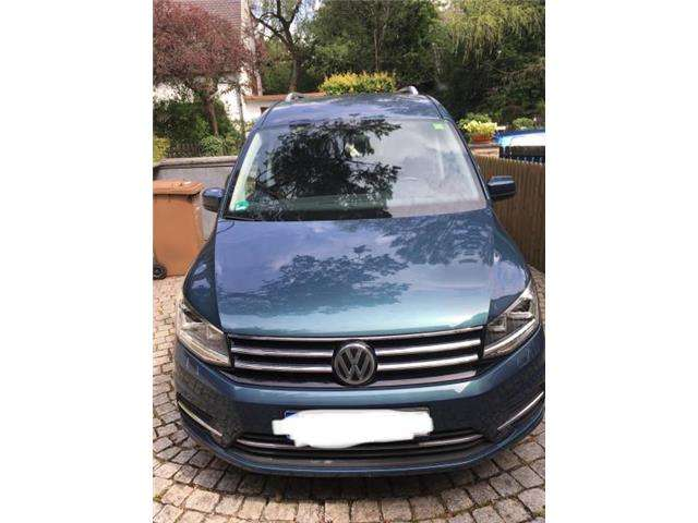 Volkswagen Caddy 2.0 TDI (7-Si.) DSG Maxi Highline