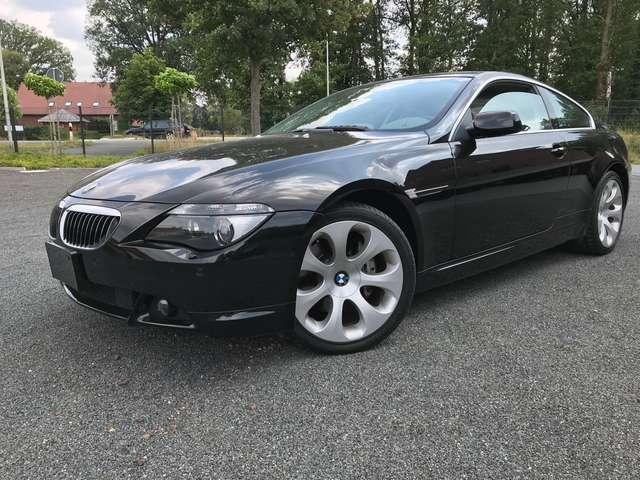 BMW 645  / SMG / volles Scheckheft / excellenter Zustand