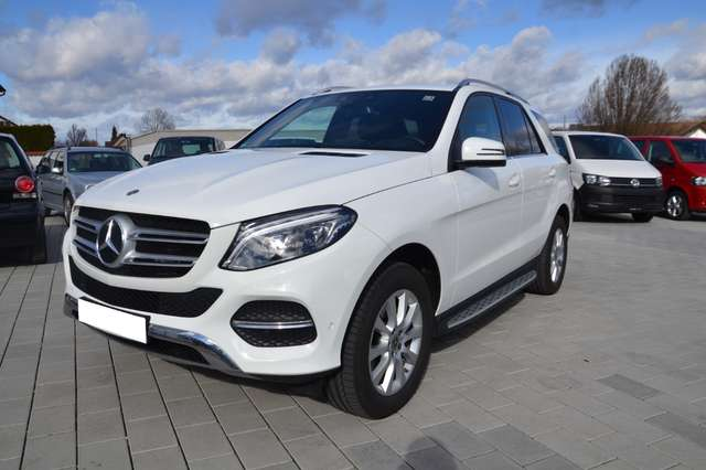 Mercedes-Benz GLE 250 d 4Matic 9G-TRONIC/AMG/Schiebedach/Easy-Pack/LED